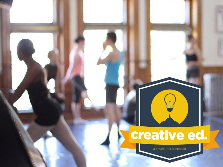 Launchpad introduces Creative Ed