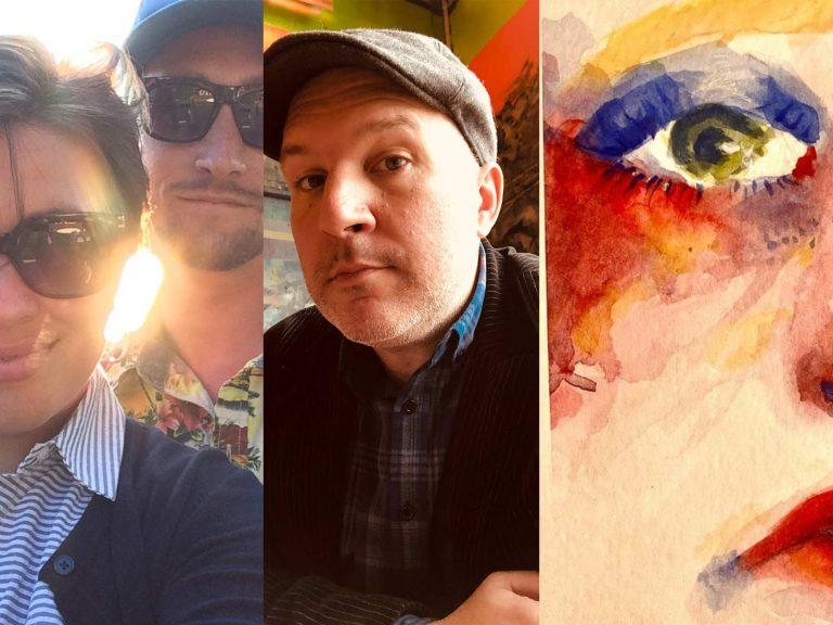 Creative Faces: October 2020